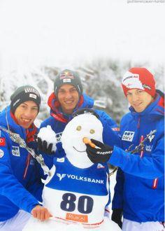 Ski Jumping, Skiing, Austria, Ski