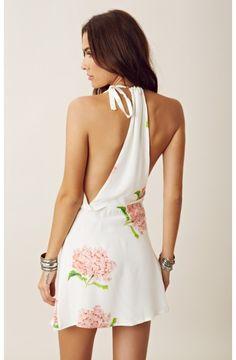 Stone Cold Fox Silk Modest Dress