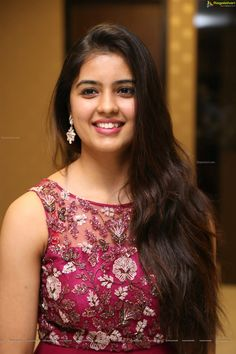 Amritha Aiyer at Kaasi Pre-Release Event (High Definition) Image 5 Beautiful Girl Indian, Beautiful Girl Image, Most Beautiful Indian Actress, Beautiful Women, Beautiful Eyes, Cute Beauty, Beauty Full Girl, Beauty Women, Indian Natural Beauty