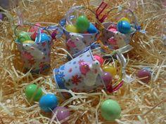 mini sabonetes ovinhos com baldinhos decorados