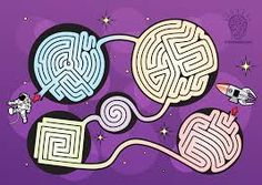 Image result for free space mazes for kids