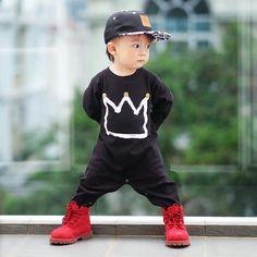 Welcome to the freaking weekend and the cutest kid in Singapore || Rayden from @biorkpink just oozes kool kid konfidence || What are your weekend plans? || #tfprandco #snapback #fashion #wildchild #kidsfashion #fashionkids #kidzfashion #kidsstylezz #cutekidsfashion #hattersgonnahat #ohsnap