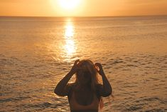 The best sunset in Bali Best Sunset, Bali, Good Things, Celestial, Photo And Video, Outdoor, Instagram, Outdoors, Outdoor Games