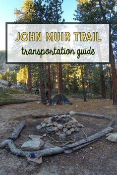All the details on John Muir Trail transportation, including info on the most convenient airports & the YARTS and Eastern Sierra Transit buses