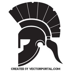 ROMAN-HELMET-VECTOR-CLIP-ART