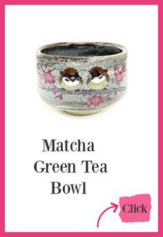 Matcha Bowl, Matcha Green Tea, Japanese Matcha, Amazon Coffee, Organic Matcha, Tea Bowls, Health Tips, Lovers, Gifts
