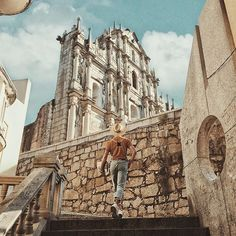 Ruins of St. Macau Travel, Artistic Photography, Hong Kong, Mount Rushmore, Wanderlust, Explore, Mountains, World, Nature