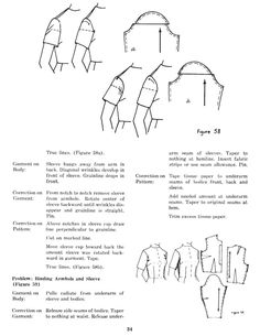 Personalized Patterns: Fitting & Altering - Page 34