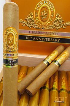 Montecristo Cigars, Cohiba Cigars, Ashton Cigars, Premium Cigars, Smoke Shops, 10 Anniversary, Gotham, Champagne, Casual