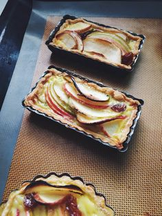 Here's my Normandy apple tarts recipe as promised. I had been wanting to make these for ages after returning from my trip to Normandy where apples pastries and desserts existed in all forms. Well, ...
