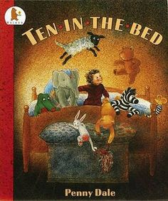 Ten In The Bed. Daughter's favourite book.