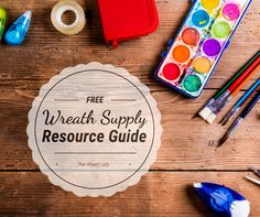 Free Resource Guide. | That Wreath Lady