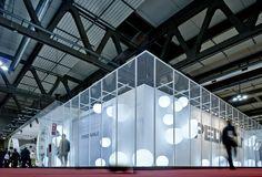 Pedrali Stand 2012 | Architetti associati Migliore + Servetto Milano – exhibition, interior design, grafica e architettura