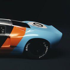 leManoosh Ford Gt40 1966, Sports Car Wallpaper, Sweet Cars, Top Cars, Car Wrap, Car Photos, Fast Cars, Motor Car, Custom Cars
