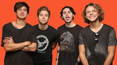 12 Anthemic Lyrics From 5SOS' Sounds Good Feels Good That Just *Get* You - MTV
