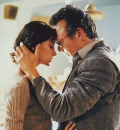 Jenny and Giles. Wish they could have gotten a happy ending. I feel the same about Xander and Anya, Spike & Buffy, Willow and Oz, also Fred and Wesley, Cordelia and Doyle...Some good things just weren't meant to last.