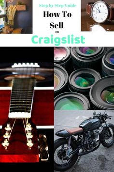 Tips on how to sell and make a killer side income on Craigslist. Simple tips to make money. Make Money On Amazon, Make Easy Money, Earn Money From Home, Earn Money Online, Way To Make Money, Online Jobs For Teens, Easy Online Jobs, Legitimate Work From Home, Work From Home Jobs