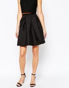 Image 4 ofY.A.S Ceed Skater Skirt