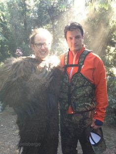 "Raphael Sbarge on ABC's 'Castle': ""The Fast and the Furriest"". #OnceUponATime #Castle"