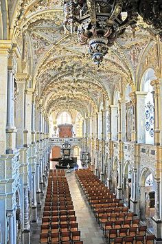 Castle Church, Frederiksborg Castle, Copenhagen, Denmark