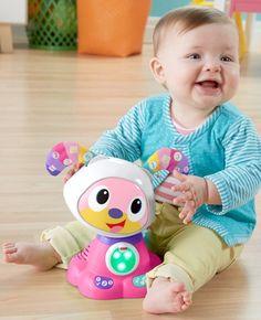 A diversão está garantida com BeatBowWow - o cãozinho robô divertido da Fisher-Price! Suas crianças vão ficar horas aprendendo e se divertindo com ele!