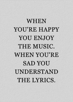 115 Best Sad Song Lyrics Images Thoughts Feelings Lyric Quotes