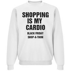 Shopping My Cardio Unisex Basic Jerzees NuBlend Crewneck Sweatshirt #blackfriday #shopaholic