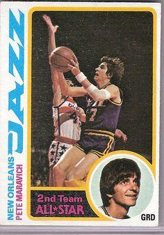 1978-79 Topps #80 Pete Maravich Books $10.00