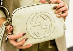 YOUR ULTIMATE GUIDE TO LUXURY: Gucci Soho Disco bag