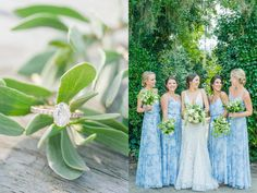 Mallory + Jordan // Shades of Blue Summer Wedding at Middleton Place Home Wedding, Wedding Shoot, Wedding Engagement, Summer Wedding, Wedding Day, Middleton Place, Floral Bridesmaid Dresses, Wedding Vendors, Weddings