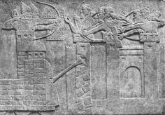 Assyrian Siege of Jerusalem   Stanford History Education Group