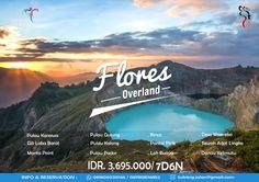 YAKIN MAU KETINGGALAN LAGI KESEMPATAN MENGELILINGI FLORES ??? Trip Komodo & Overland Flores 7D6N 1. 30 April sd 6 Mei 2016 2. 3 sd 9 Juli 2016 Biaya Paket Hanya Rp 3.695.000/org www.TukangJalan.com