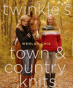 Twinkle's town & country Knits - Laura C - Álbumes web de Picasa