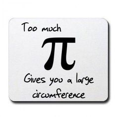 Too much pi