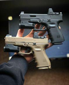 cool guns for womens Rifles, Airsoft, Glock Mods, Pocket Pistol, Custom Glock, Tactical Shotgun, Shooting Guns, Cool Guns, Guns And Ammo