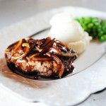 Salisbury Steak, Mashed Potatoes, and Peas | The Pioneer Woman Cooks | Ree Drummond