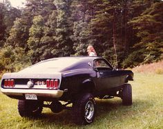 Pony Express Mustang TRAR.... (found on the web for TRAR Tue's by www.encinitasford.com)