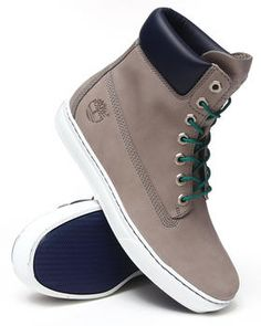 """Buy Earthkeepers New Market 2.0 Cup 6"""" Sneakers Men's Footwear from Timberland. Find Timberland fashions & more at DrJays.com"""