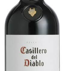 Casilero del Diablo 2012 Cabernet Sauvignon from Chile. A fruit forward medium tannin Cabernet Sauvignon that is easy to drink with fresh red berry fruit. From Central Valley.