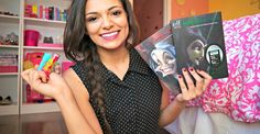 Bethany Mota is sharing with us what she has purchased ....