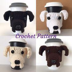 Crochet Dog Pattern  Dog Crochet Pattern  by HookedbyAngel on Etsy