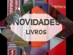 Novidades na Livraria Estação do Livro