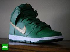 """Nike SB Dunk High """"St. Pattys"""""""