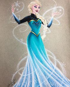 Maxx Stephen Disney Elsa