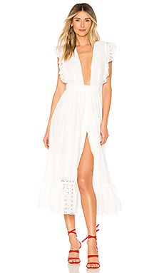 3e257975f10ef Shop for MAJORELLE Mistwood Dress in White at REVOLVE. Free day shipping  and returns