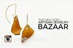Join us this Sunday at @GrandBazaarNYC for the Artisan Jewelry Bazaar. They've pulled together a fantastic selection of artists. Should be a great event! Just south of the #NaturalHistoryMuseum in by #CentralPark  - http://ift.tt/2boeZhE