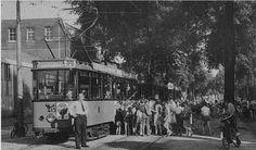 Oranjeboomstraat tram 1960