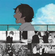 <3 The Girl Who Leapt Through Time <3 one of my favorite movies