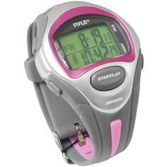Pyle Ladies Marathon Runner Watch (pink)