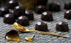 Dessert recipes: Chocolate sweets.